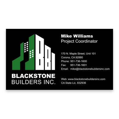 Corey ramunni print portfolio blackstone builders business card reheart Choice Image