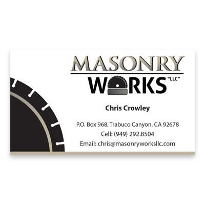 Corey ramunni print portfolio masonry works business card colourmoves