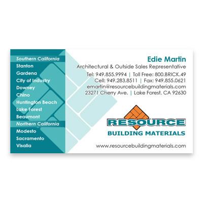 Corey ramunni print portfolio resource building materials business card reheart Image collections